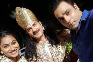 JD Majethia turns Lord Krishna for SAB TV