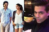 SRK, Alia Bhatt to appear on 'Koffee with Karan'