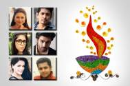 TV celebs promote