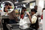 Chandni and Vineet caught shopping together