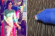 Simran Kaur Suri suffers a thumb fracture