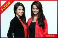 Adaa Khan and Dimple Jhangiani
