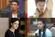 nominated contestants for the week in Bigg Boss 10