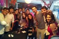 Kumkum Bhagya co-stars surprise Vin on his birthday