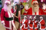 Christmas on TV shows