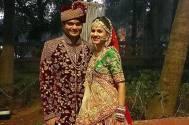 Vrinda Dawda ties the knot with Bhavin Mehta