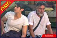 Rohan Mehra and Swami Om
