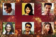 TV celebs and their craziest New Year adventure/s