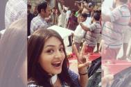 Off-screen Instapics of Zindagi Ki Mehek cast