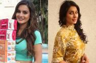 Priyanka Purohit and Simran Khanna