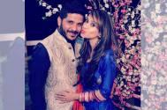 Dimple Jhangiani with husband Sunny Israni