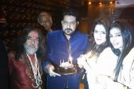 Priyanka Jagga and Swami Om party all night