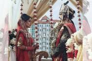 Somya Seth gets hitched
