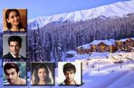 TV celebs and their favorite winter holiday destination