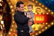Salman Khan teaches nephew Ahil to host Bigg Boss