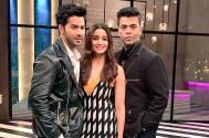 Alia, Varun to appear on 'Koffee With Karan'