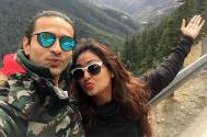 Ashish Sharma and Archana Taide