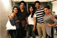 Shararat reunion: Karanvir, Shruti and Simple revive old days