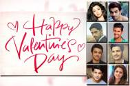 TV celebs and their special Valentine's Day plans