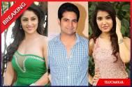 Ankita Sharma, Karan Mehra and Sheena Bajaj