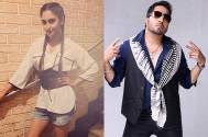 Krystle D'Souza and Mika Singh