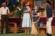 Anushka turns Kapil's English teacher