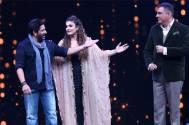 Raveena, Arshad and Boman indulge in Shayari competition!