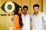 Kinshuk-Parul get together with Rajan Shahi!