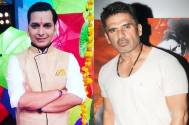 Paritosh Tripathi  & Suniel Shetty