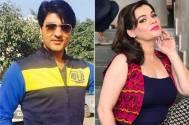 Anas Rashid & Kanika Maheshwari