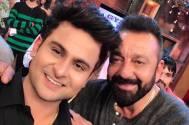 Sanjay Dutt & Sanket Bhosale