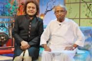 Bappi Lahiri and Tarun Majumdar