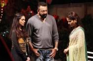 Sanjay Dutt, Aditi Rao Hydari and Rubina Dilaik