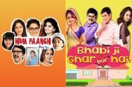 'Hum Paanch', 'Bhabiji Ghar Par Hain'
