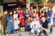 'Jiji Maa' cast visit Shirdi to seek blessings