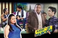 Mithun, Kapil and Bharti to play a cameo in SAB TV's Aadat Se Majboor