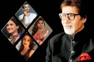 #Happy75thBirthdayABSir: Celebs pour in birthday wishes for the Shehenshah of Bollywood!