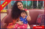 Manasi Parekh shares her biggest moment as a parent!