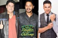 Sajid and Shreyas to join Akshay Kumar on The Great Indian Laughter Challenge