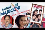 Sukesh and Shweta bag SAB TV's Aadat Se Majboor