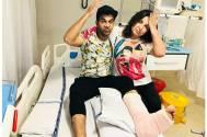 Rajkummar Rao fractures leg while shooting for Lip Sing Battle