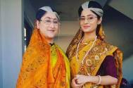 Anjali transforms into Mataji in Colors' Sasural Simar Ka
