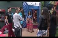 Hiten loses his cool on Akash, Arshi and Shilpa in Bigg Boss 11