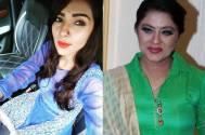Tisha feels honoured to work with Sudha Chandran