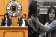 Bandgi-Sapna to preside over Hiten-Arshi's divorce in Bigg Boss 11!