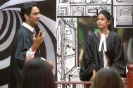 Hina lashes out at Vikas for touching her INAPPROPRIATELY!