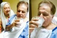 Dilip Kumar pneumonia