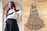Padmavati designers make Aashka's wedding outfit