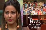 Hina Khan gets emotional in Bigg Boss; this time due to Yeh Rishta…