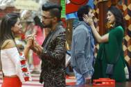 Rocky proclaims his love for Hina; Gauri YELLS at her